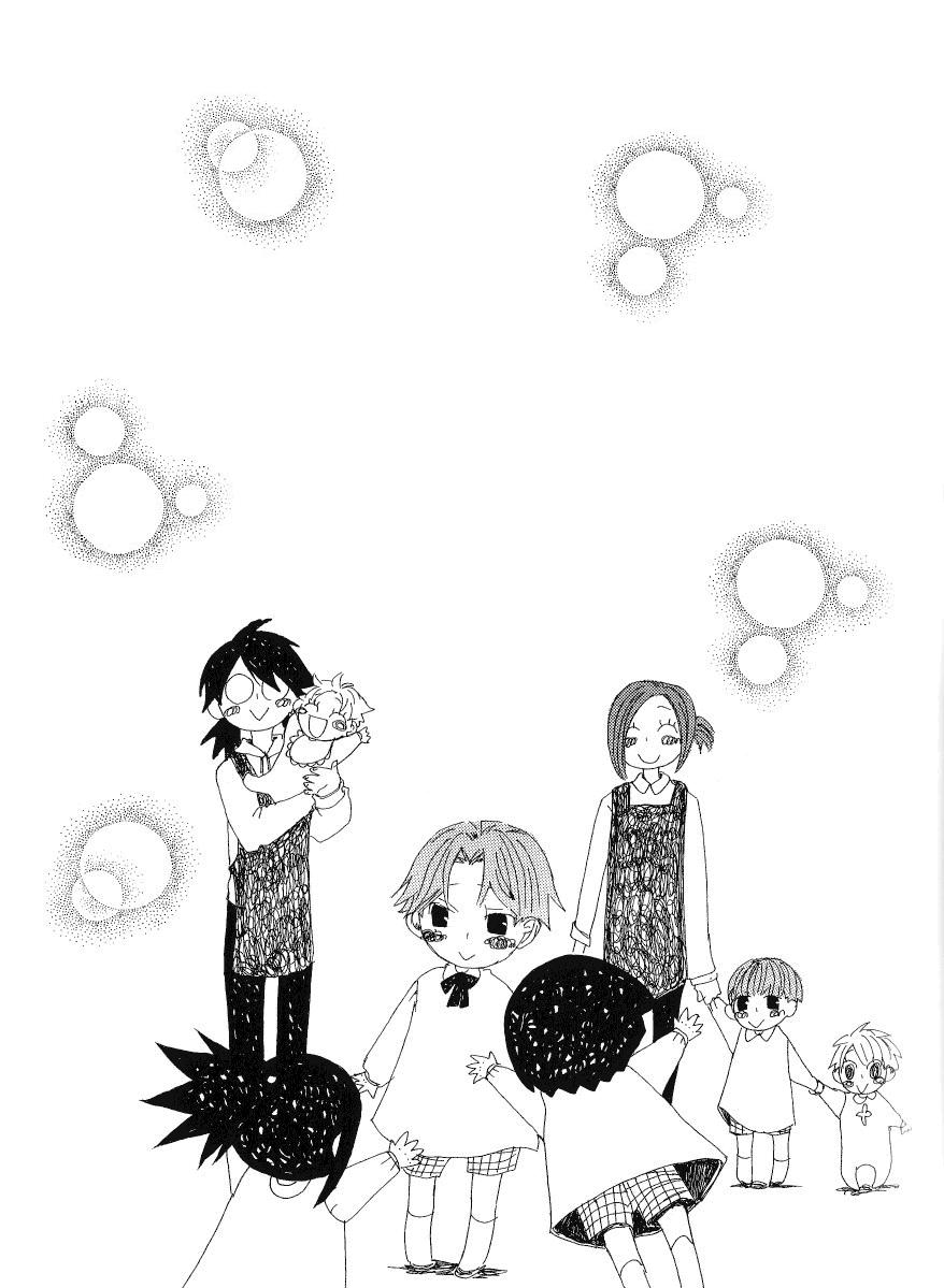 Дети манга картинки